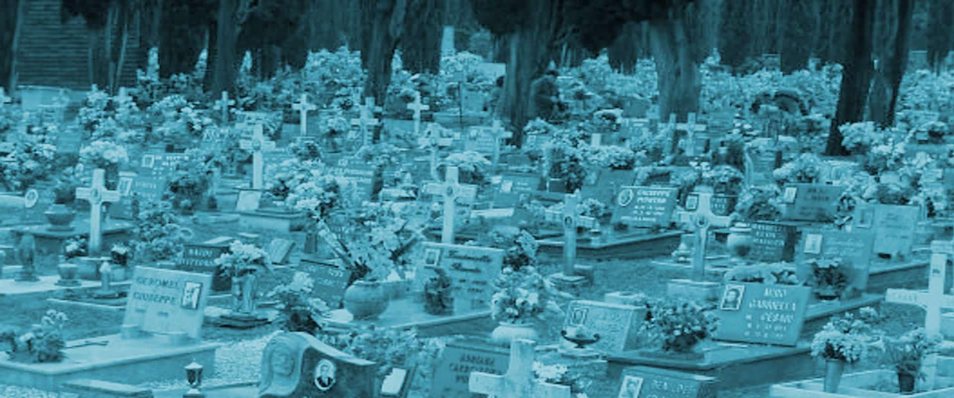 Prenotazioni sepolture o loculi cimiteriali